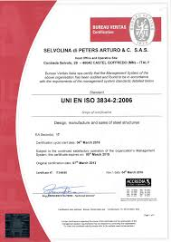 contact bureau veritas certifications selvoline official website