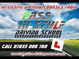 intensive driving course doncaster driving crash course doncaster