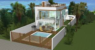 Medium Sized Houses Medium Size Villa In Tulum Project By Riviera Maya Property
