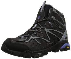 merrell womens boots uk merrell capra mid sport gtx s low trekking and walking shoes