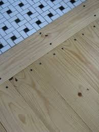 total cost for this tongue and groove pine floor with genuine