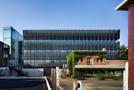 Schuco Curtain Wall Systems Yale Sculpture Building U0026 Gallery Innovative Arts Complex