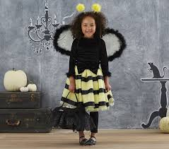 Bumble Bee Baby Halloween Costumes Bumblebee Tutu Costume Pottery Barn Kids