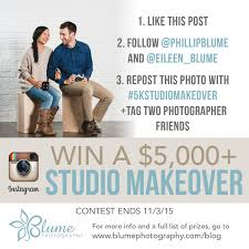 enter to win 5k studio makeover blume photography athens