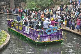mardis gras light mardi gras river parade festival