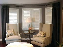 Window Curtain Decor Bay Window Curtains For Living Room Bow Window Curtains Bedroom