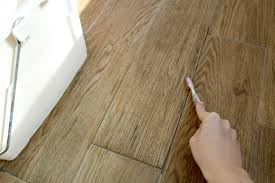 How To Clean Laminate Floors Removing Grout Haze The Easy Way Chris Loves Julia
