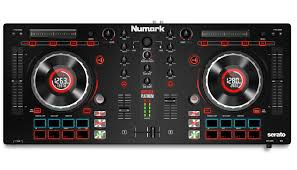 dj table for beginners start djing now five great entry level dj controllers under 400