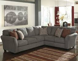 Ashley Furniture Sofa And Loveseat Sets Sectional Sofa Design Comfort Detachable Pieces Gray Sofas Ashley