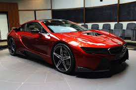 matte red bmw bmw i8 special editions in the works