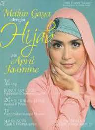 tutorial hijab turban ala april jasmine makin gaya dengan hijab ala april jasmine tutorial hijab april jasmine