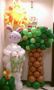 44 best easter balloon decor images on pinterest balloon ideas