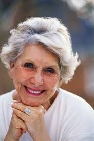 hair cut for senior citizens 12 best haircuts for seniors images on pinterest grey hair