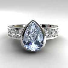 light blue sapphire engagement rings best unique blue sapphire engagement rings products on wanelo