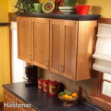 decorating ideas for kitchen cabinet tops 20 inspiring diy kitchen cabinets simple do it yourself ideas