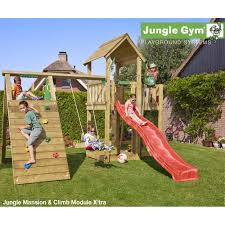 jungle gym jungle mansion with climber toys r us