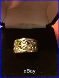 avery adorned hearts ring lovely avery open adorned heart 14k gold band ring size 6