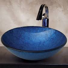 yosemite home decor sinks yosemite home decor camden royal round glass basin vessel sink