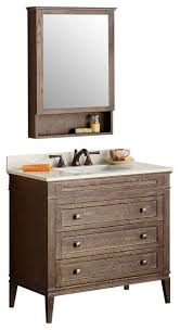 Ronbow Vanity Ronbow Laurel Solid Wood 36