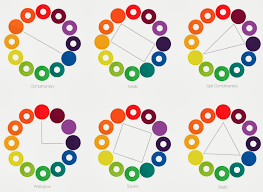 home design ideas colorapp 9 color combinations home