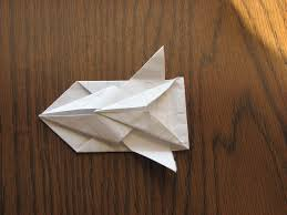 how to make space how to make a paper space ship