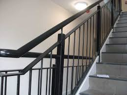 Banisters Uk Steel Handrails Northern Ireland Bam Fabrications