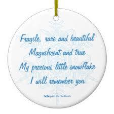 baby memorial ornaments keepsake ornaments zazzle