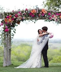 Wedding Arches Decorated With Tulle Wedding Arch Decorating With Tulle 99 Wedding Ideas