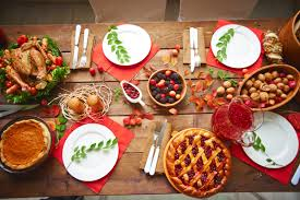 photo of happy thanksgiving thanksgiving preparations