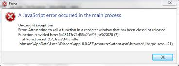 discord javascript error what s causing this discordapp
