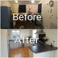 kitchen remodel pictures diy full kitchen renovation timelapse youtube