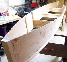 Small Boat Building Plans Free by Flat Bottom Canoe