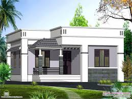 Single Floor Plan by Single Floor House Elevation Single Floor House Designs One Floor
