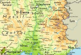 Annecy France Map by Gr95