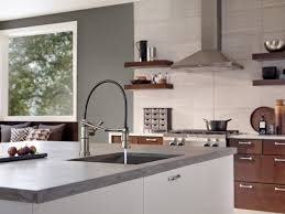 brizo faucets kitchen single handle articulating kitchen faucet 63225lf ss artesso