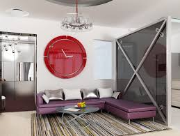 bedroom ideas awesome large wall clocks with unique carpet and