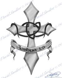 cross tattoo ii by mancer on deviantart
