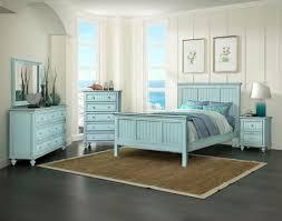 monaco distressed bleu wicker bedroom suite by seawinds trading