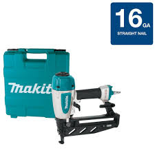 makita 2 1 2 in pneumatic 16 gauge straight nailer af601 the