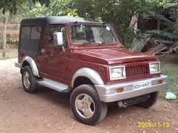 gypsy jeep jeeps sri lanka with experience bmnwsb
