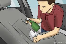 Upholstery Cleaning Wipes How To Clean The Upholstery In A Car Yourmechanic Advice