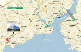 Nyc Marathon Route Map Istanbul Maraton