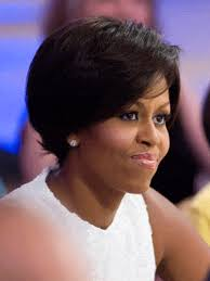 ms obamas hair new cut michelle obama haircut how to get michelle obama s hairstyle