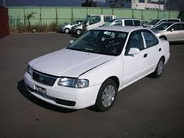 nissan sunny white 2004 nissan sunny pictures 1300cc gasoline ff automatic for sale