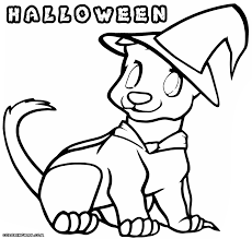 cute halloween pics cute halloween coloring pages coloring pages to download and print