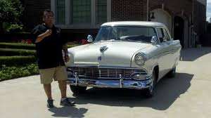 Ford Muscle Cars - 1956 ford customline classic muscle car for sale in mi vanguard
