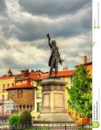 Photography Lafayette In by Statue Of Marquis De Lafayette In Le Puy En Velay Stock Photo