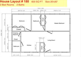 enjoyable design 600 square feet 2 bhk free house floor plan