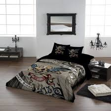 tattoo bedding queen in the tradition of tattoo art we have created a unique duvet cover