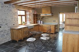 cuisine ferme type de plan de travail cuisine 2 cuisine de ferme plan de